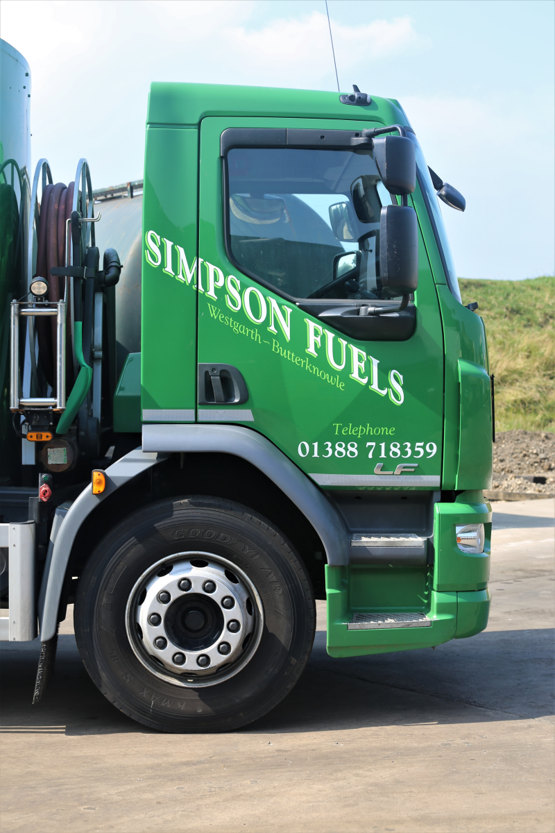 Simpson Oil Deliveries