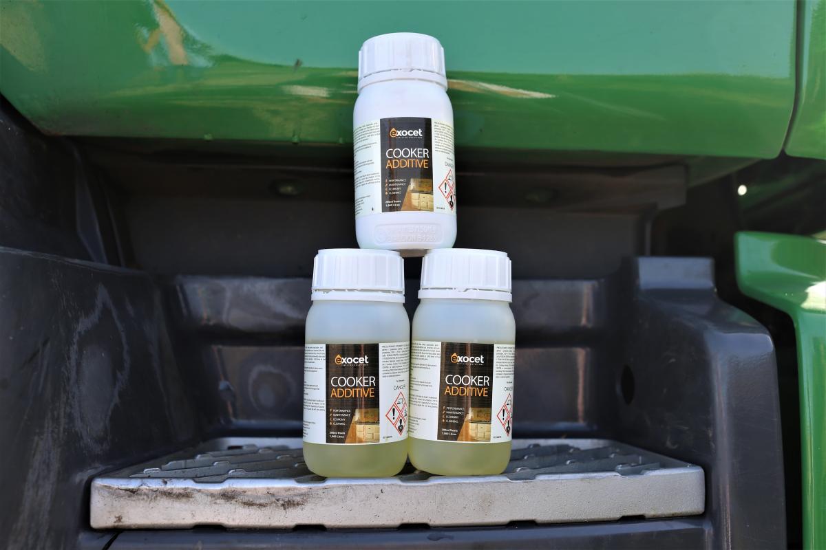 Premium additive heating oil