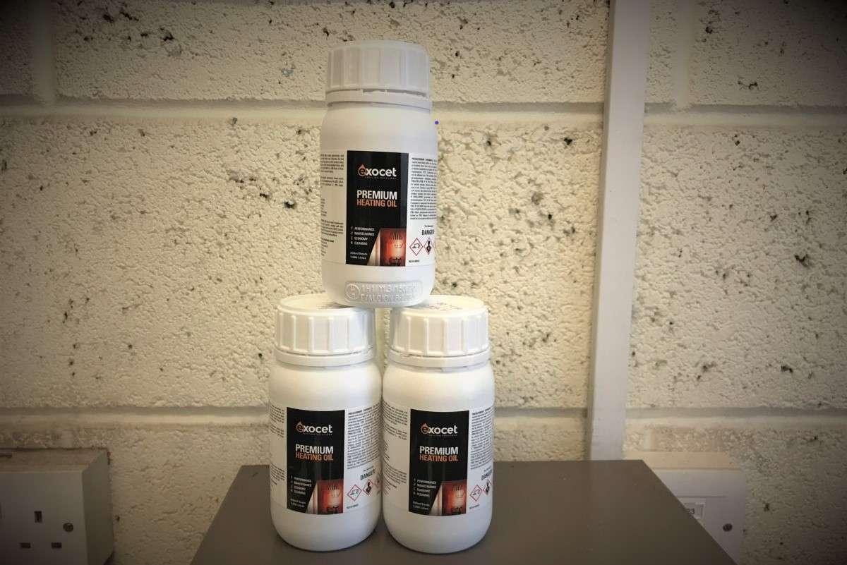 Premium Additive Simpson Fuels